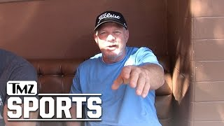 Lenny Dykstra- Fires Back at Mickey Rourke...You're a Disgrace to the Facelift Industry | TMZ Sports