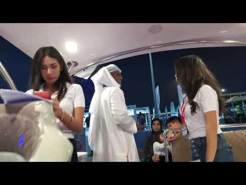 International Boat Show Abu Dhabi 2019-2020 | Dubai International Boat Show | Cruise Ship Vlog 2019