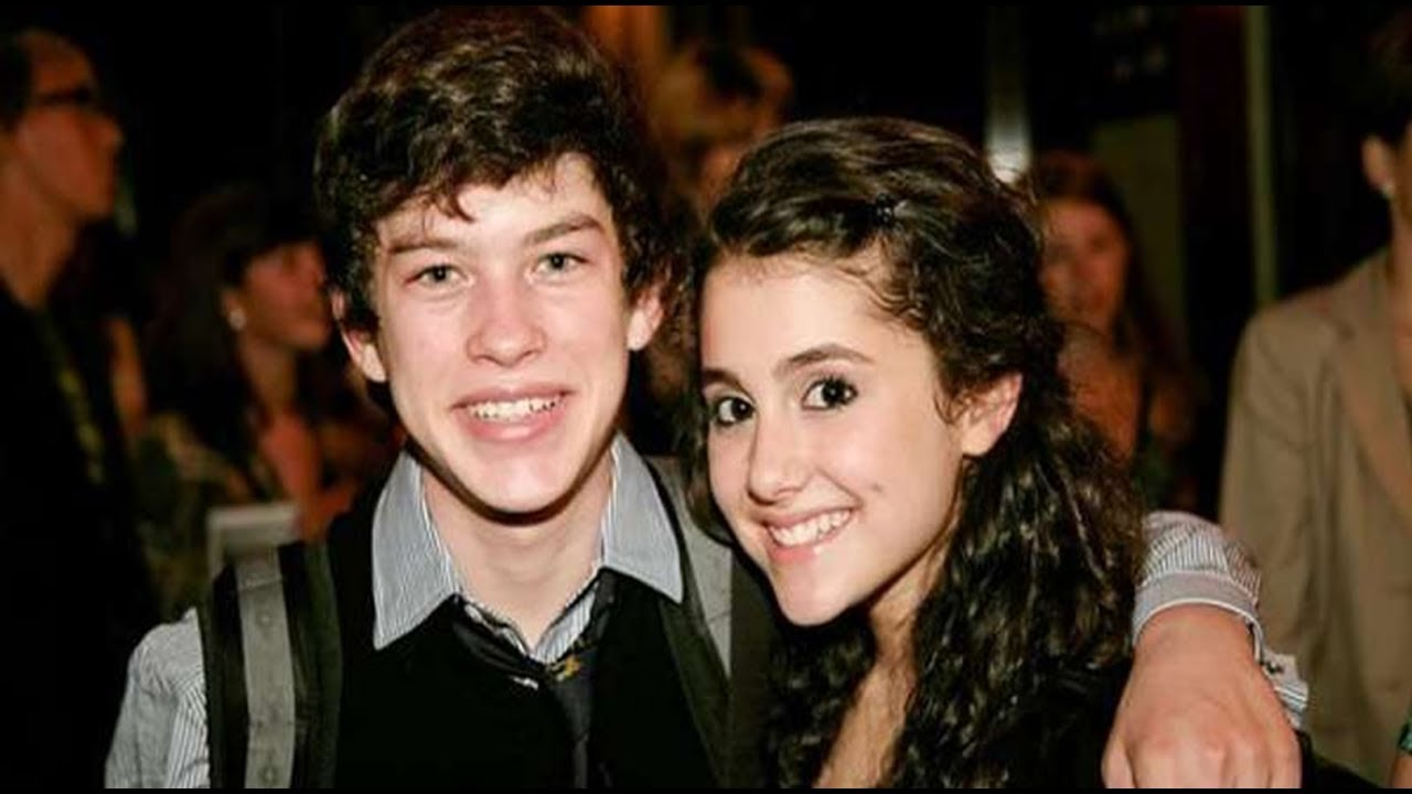 Ariana Grande's Ex Boyfriend [ Graham Phillips ] - YouTube