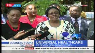Ministry of Health to review cost of healthcare in the country