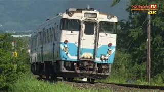 [4K60P] 徳島線 キハ47普通列車