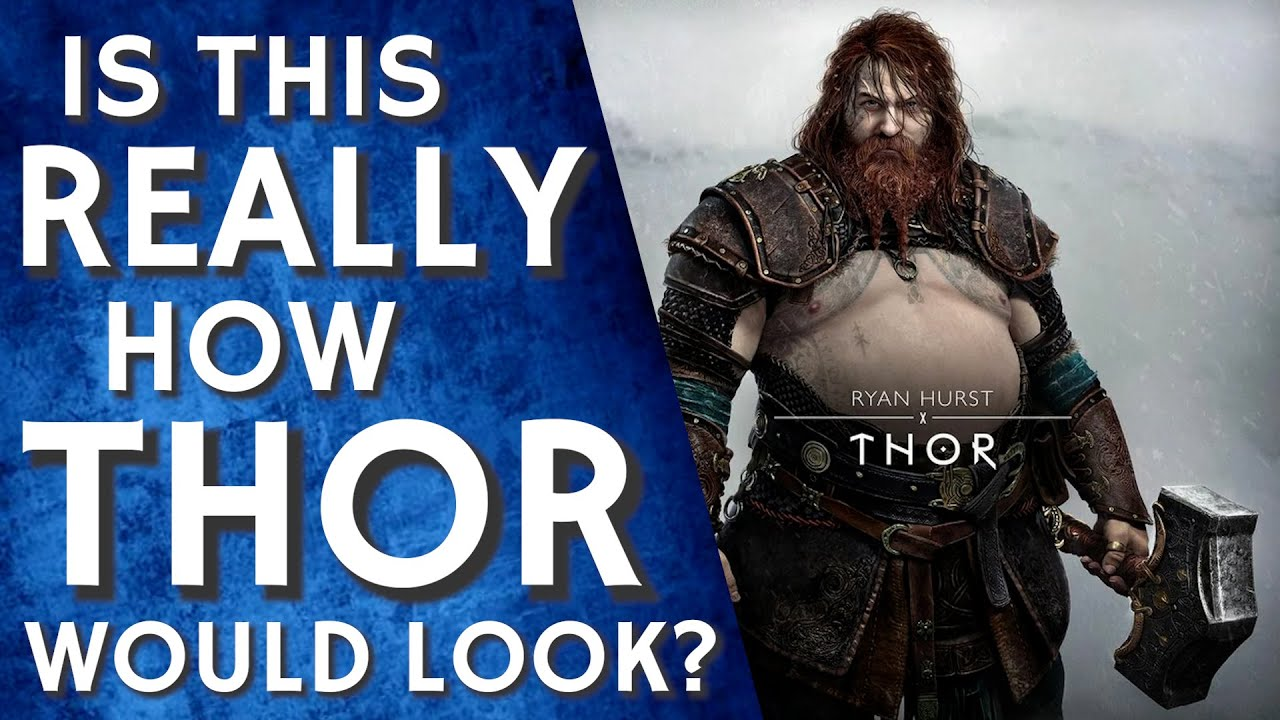 Download Lets Discuss that God of War Image of Thor