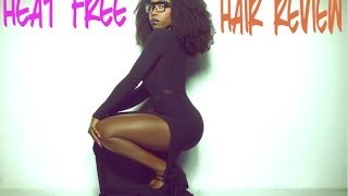 Heat Free Hair Review(Hey loves, here is my review for the kinky curly weave from Heat Free Hair. I used the weave to make a wig in this video but I have used them as extensions in ..., 2014-01-13T06:31:43.000Z)