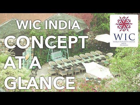 WIC India, Dehradun - Concept at a Glance (2018)