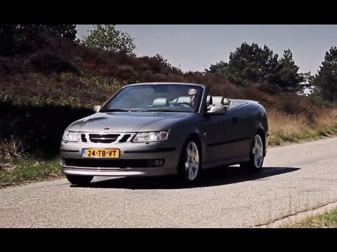 saab 9 3 cabrio review youtube. Black Bedroom Furniture Sets. Home Design Ideas