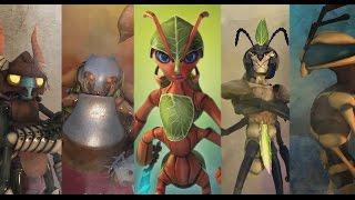 MilitAnt ✔ Войны  насекомых