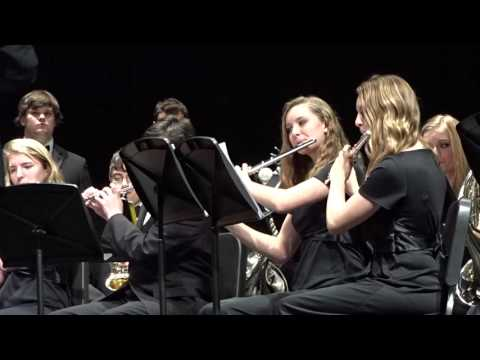 James Clemens High School Wind Ensemble  January 2016