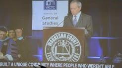 Dan Erschen's Commencement Speech at WCTC