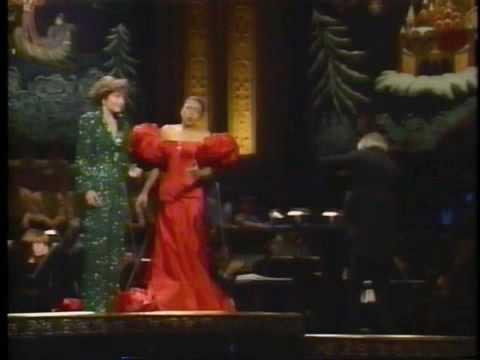 Maria Wiegenlied - Mary's Lullaby - Kathleen Battle, Frederica von Stade