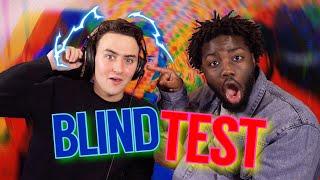 BLIND TEST : DEVINE LA MUSIQUE SINON... (Musique feat. HUGOPOSAY)