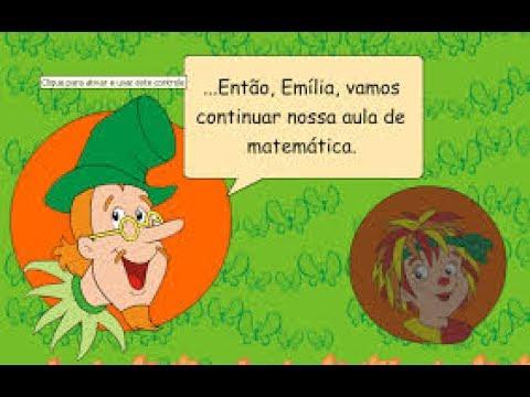 O Desafio da Emília (Game do Sítio do Picapau Amarelo)