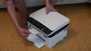 мФУ лазерное A4 Xerox WorkCentre 3025BI  Wi-Fi (3025V_BI) - 3D-обзор от Elmir.ua