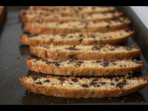CHOCOLATE CHIP BISCOTTI | Chocolate Recipes | Quick Recipes | Easy To Make It