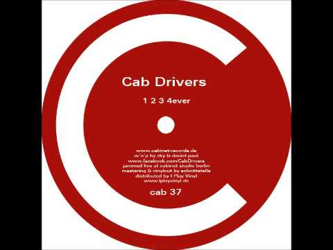 Cab Drivers - 1 2 3 4Ever