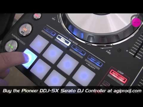 PIONEER DDJ-SX Review | agiprodj.com