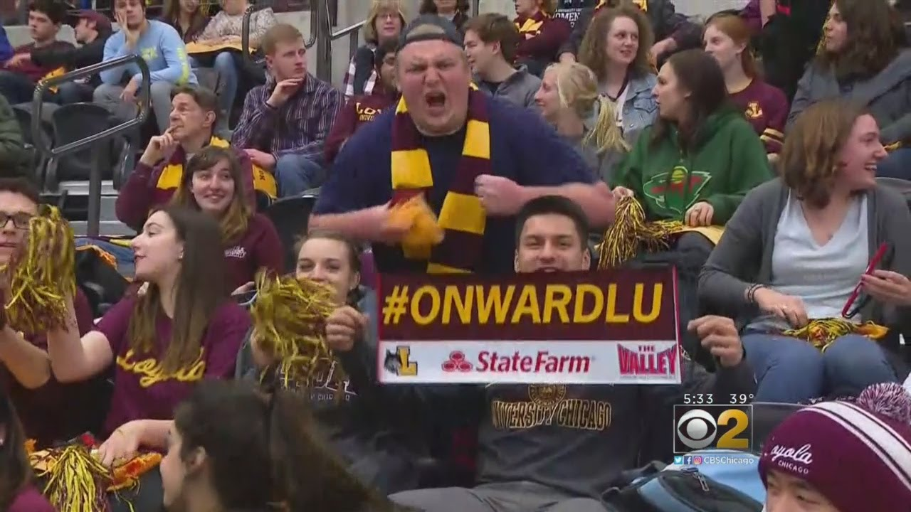 Fans Excited About Going To The Big Dance