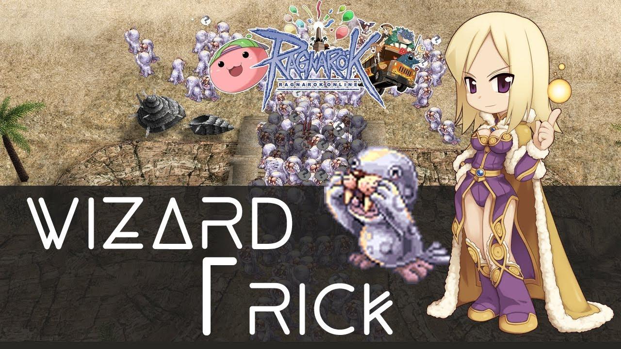 [RO] Wizard Trick : Level \u0026 Farm zeny Seal