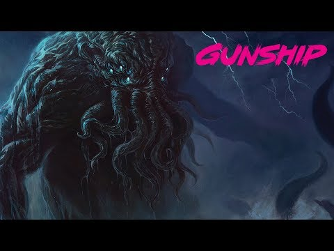 GUNSHIP - CTHULHU (feat. Corin Hardy) [Official Audio]