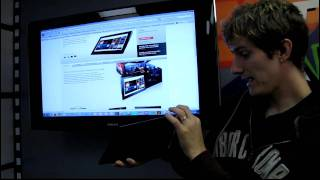 Sony S1 Playstation Android Tablet PC Unboxing & First Look Linus Tech Tips
