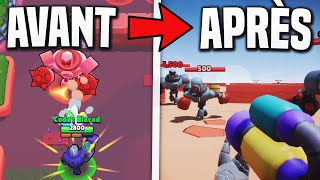 J'ai REFAIT BRAWL STARS mais VERSION CALL OF DUTY (un FPS, c'est pas une blague) - BRAWL STARS FR