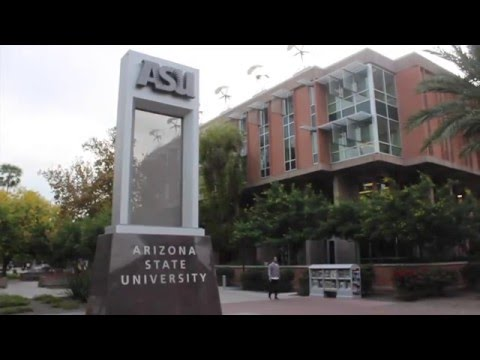 ASU Tempe Campus Tour