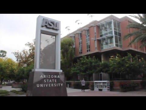 Arizona State University - Tempe Campus Tour - YouTube