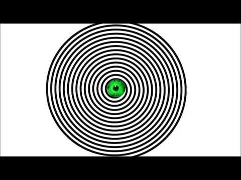 Change The Color Of The Eyes To Green - Green Eyes - Hypnosis - Biokinesis
