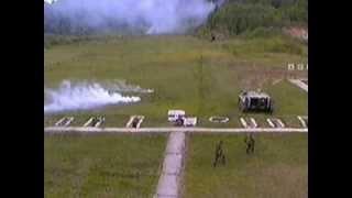 3 бригада РХБ защиты дембелям Огнеметного батальона