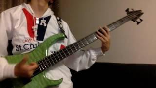 清 竜人25 - アバンチュールしようよ♡(Bass Cover) Please check my ban...