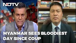 Should India Be Doing More Against Coup? Myanmar Envoy To UN Speaks To NDTV | Left, Right & Centre
