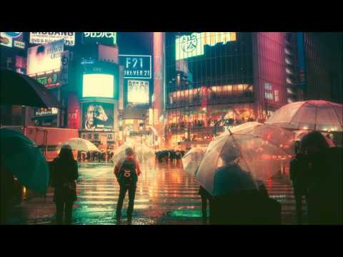 Rainy nights (Vaporwave – futurefunk – electronic mix)
