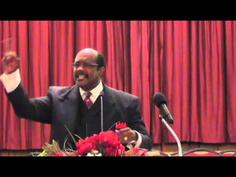 Michael Tucker at Chapel Hill Missionary Baptist Church ATL
