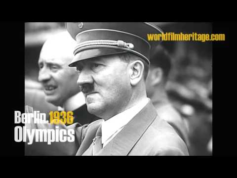 Berlin 1936 - Olympics - Olympia - Adolf Hitler compilation