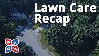 Do My Own Lawn Care - Lawn Care Recap