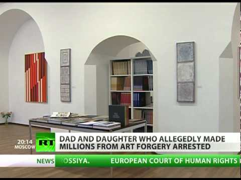 Dad and daughter make millions on art forgery