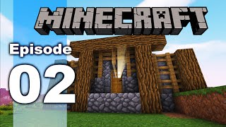 Minecraft with Jansey 1.9 | Episode 2 | Survival Let's Play