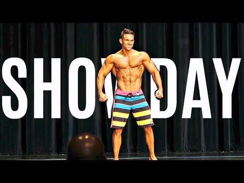 SHOW DAY! | NPC MENS PHYSIQUE POSING
