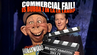 Commercial FAIL! Is Bubba J in La La Land? | Unhinged In Hollywood | JEFF DUNHAM