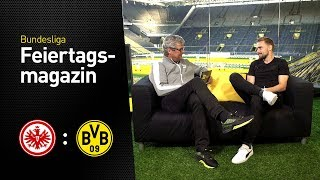 Matchday magazine w/ Marcel Schmelzer | Eintracht Frankfurt vs. Borussia Dortmund