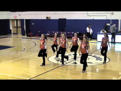 the Blind Brook HS Dance Team - YouTube