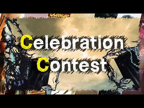 1-Year Channel Celebration Cosplay Contest - WIN 500g / T-shirts / Notebook / 1080p 50fps