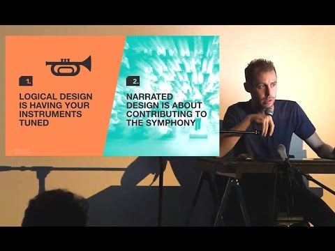 Designing for Entertainment - Industry Workshops - Mike Hill