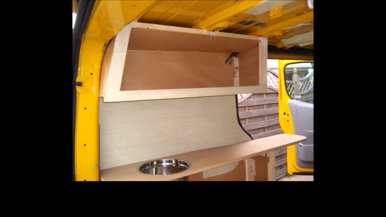 Design Your Own Motorhome How To Convert Your Van Into Camper Youtube