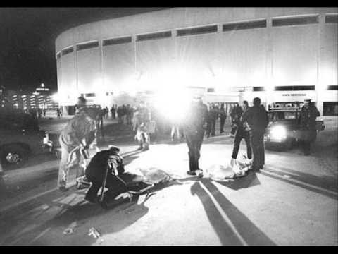 WEBN News The Who Tragedy in Cincinnati  YouTube