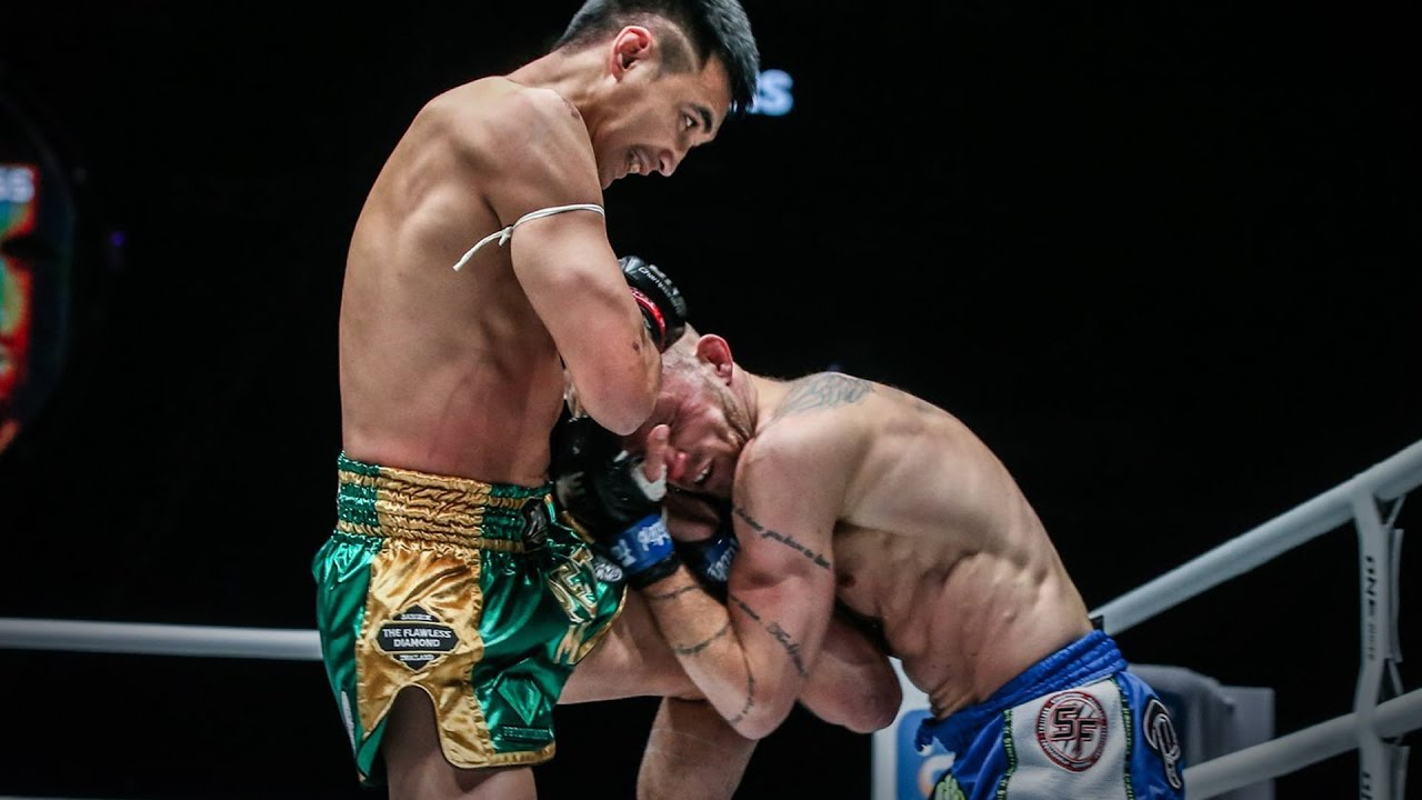 ONE Championship's Best Muay Thai Knees | The Art Of Eight Limbs Highlights