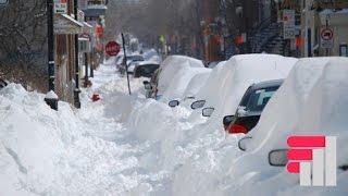 Top 5 Worst Snowstorms!