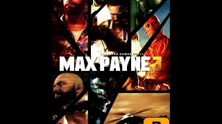 (2012) Max Payne 3: Fantastic 4K UHD Demo Gameplay - Ultra Mode On PC With TriDef® 3D