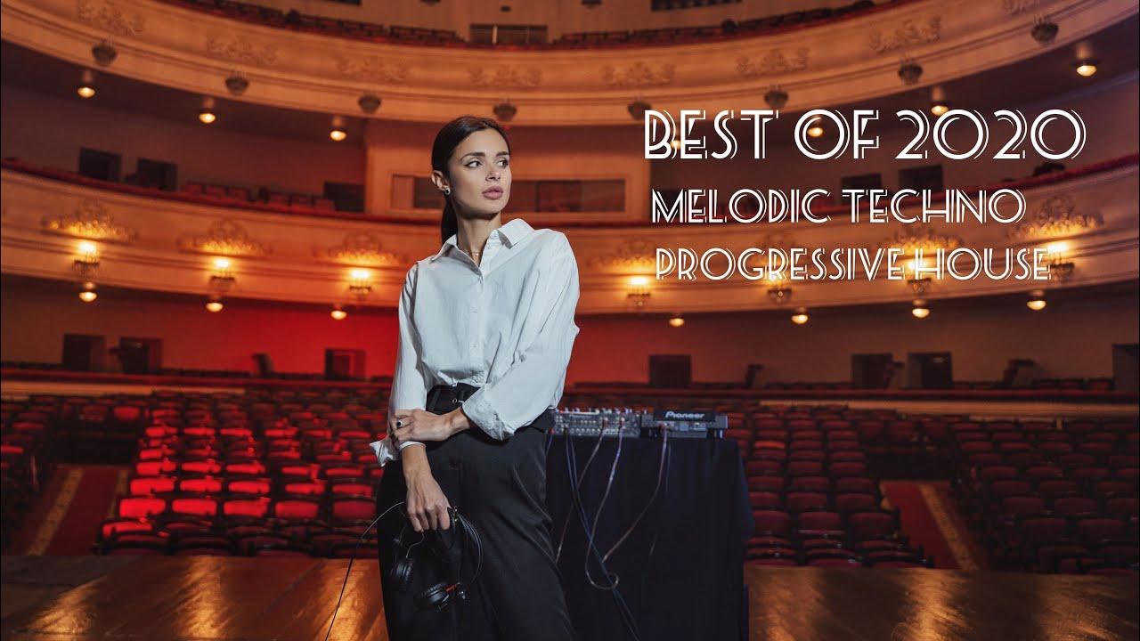 Korolova YearMix - Live @ Empty Theatre 25.12.2020 / Melodic Techno & Progressive House Mix