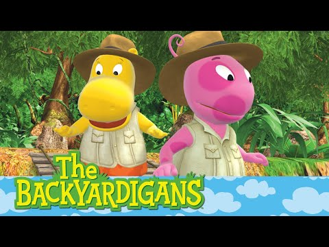 The Backyardigans: The Quest for the Flying Rock - Ep.13