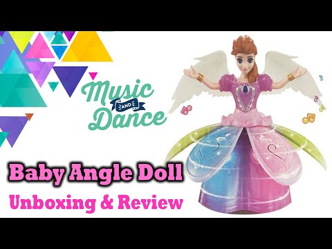 Musical Toys - Buy Musical Toy for Toddlers, Dancing Angle Doll with Flashing Lights \u0026 Music